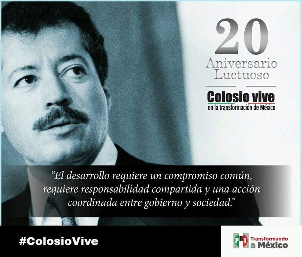 Mensaje Del Doctor César Camacho En La Ceremonia Del Xx Aniversario