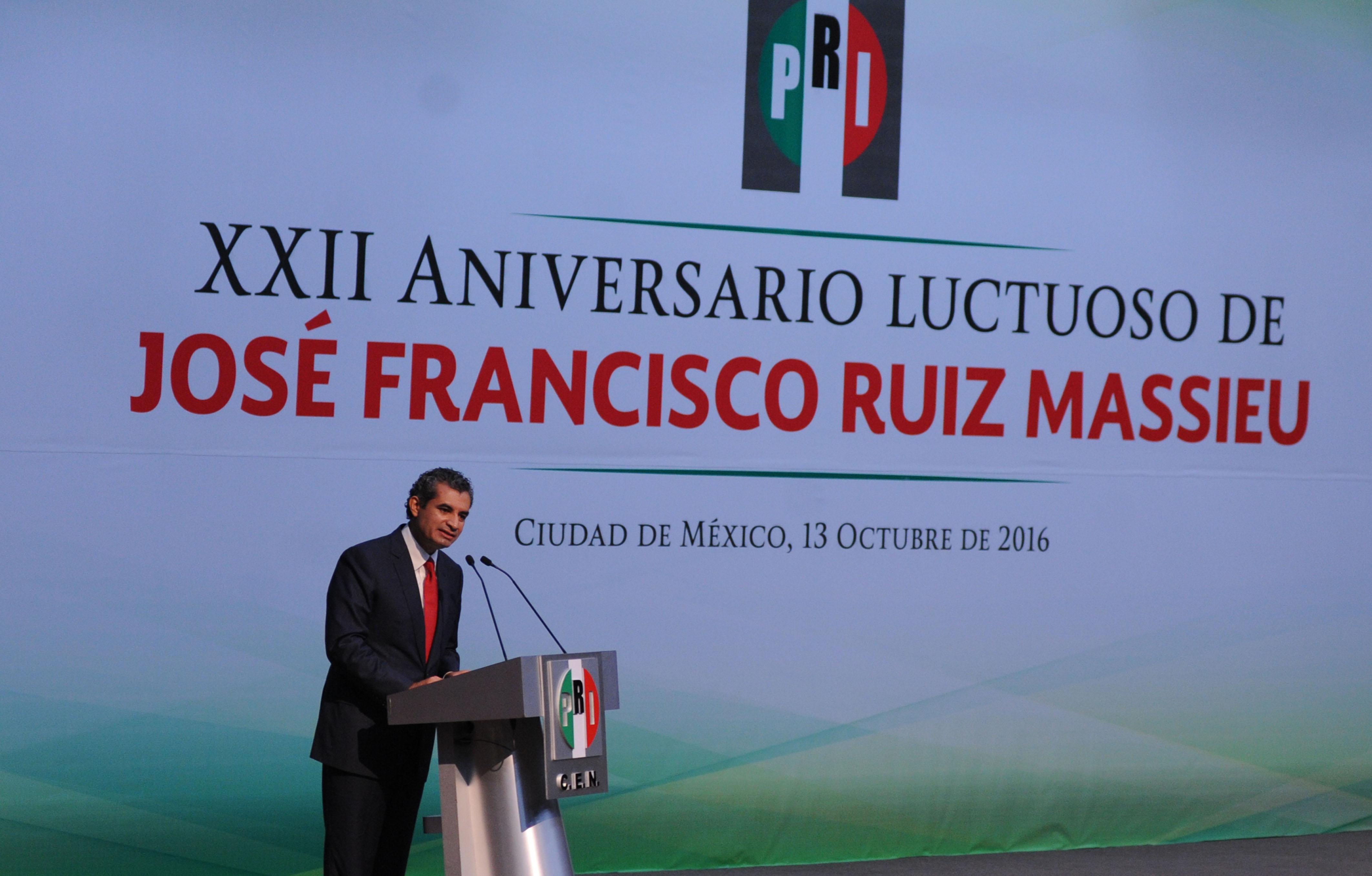 Palabras Del Dr Enrique Ochoa Reza En El Xxii Aniversario Luctuoso