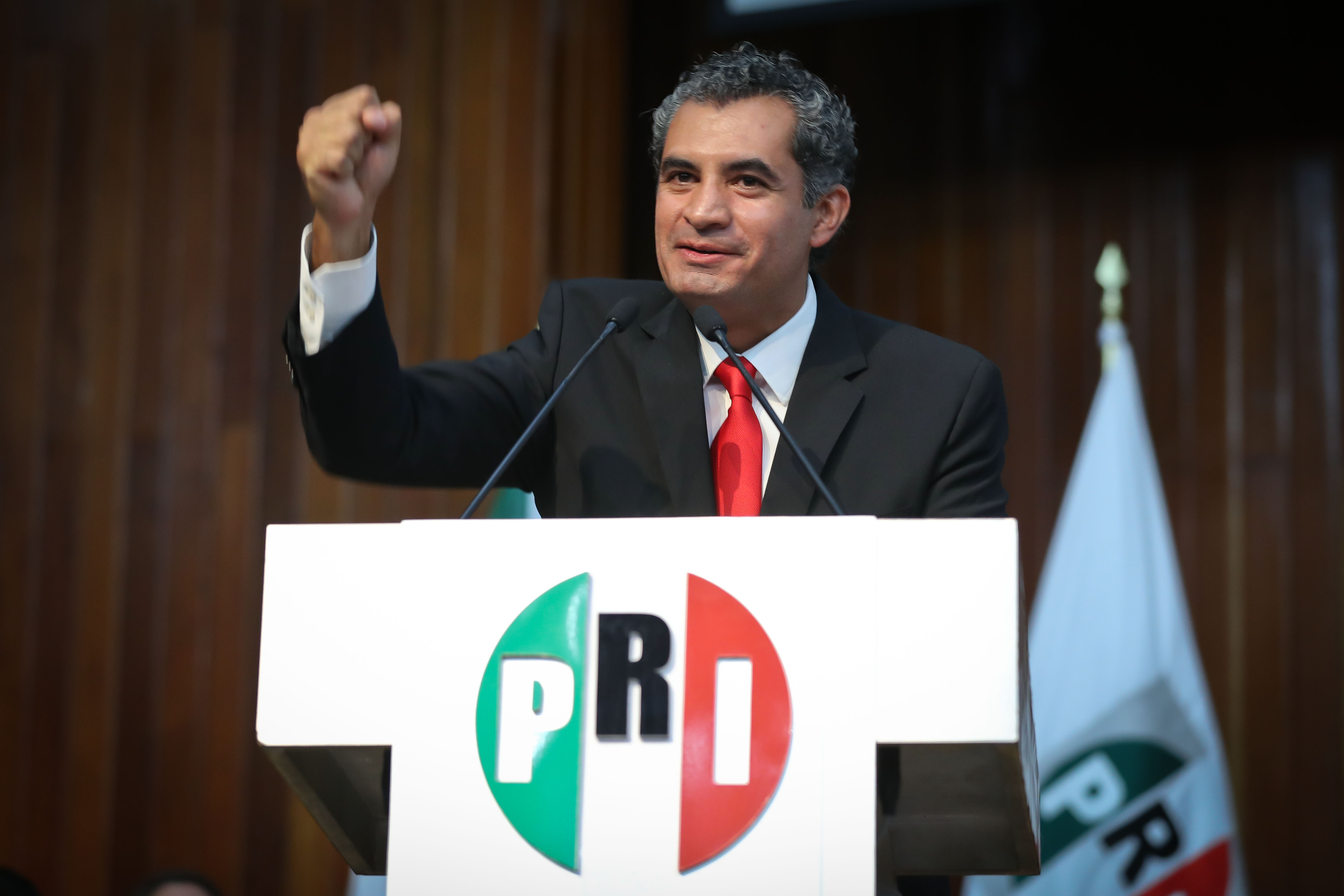 Integra PRI nueva agenda para construir el México de los próximos años