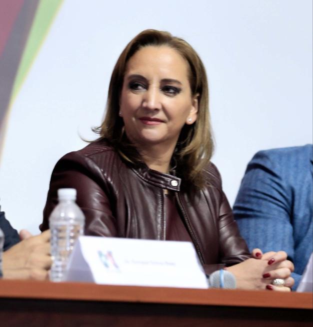 ASUME CLAUDIA RUIZ MASSIEU SECRETARÍA GENERAL DEL COMITÉ EJECUTIVO NACIONAL DEL PRI