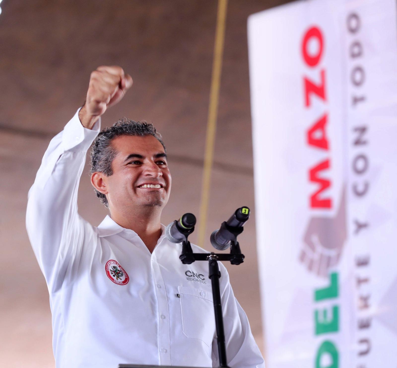 Convoca Ochoa a combatir en unidad el populismo en el Estado de México