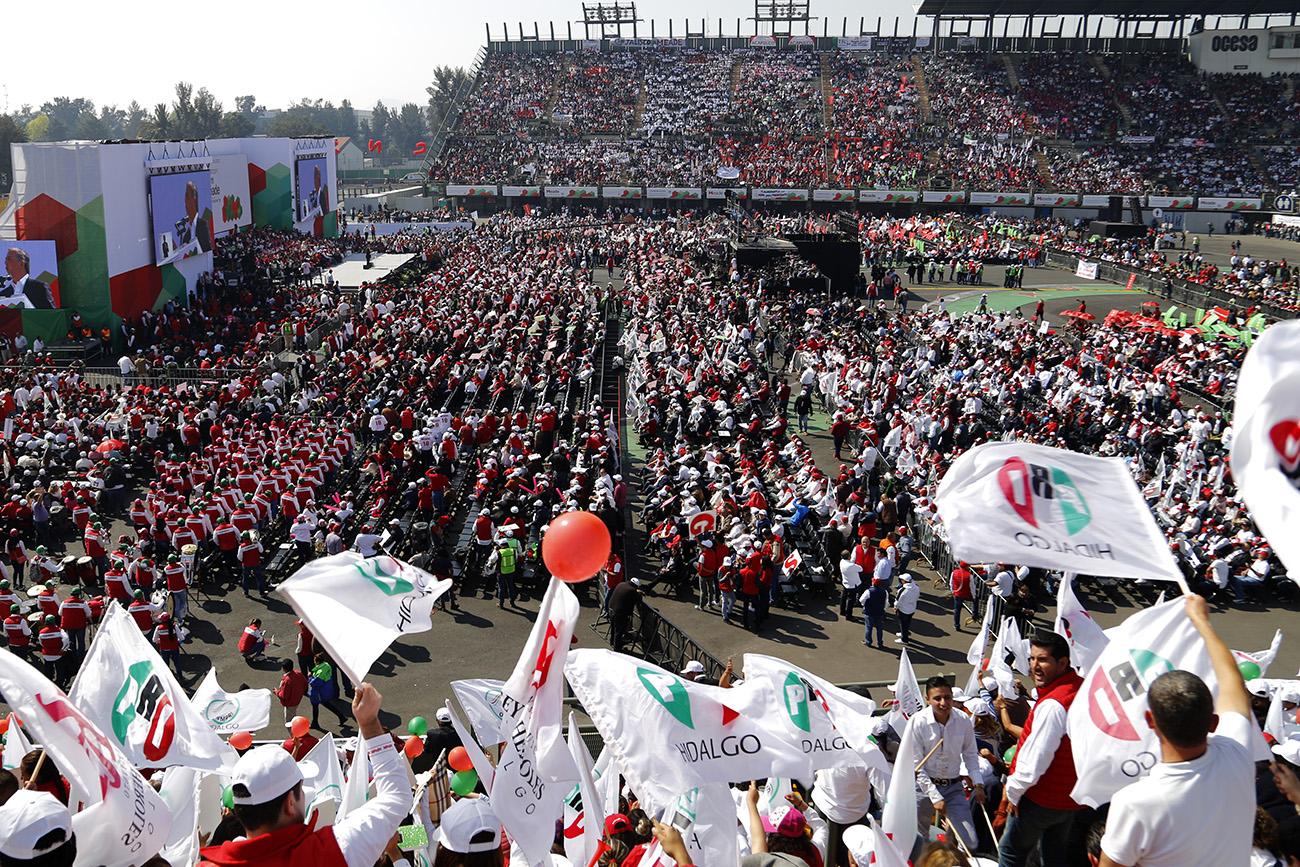HEMOS VISTO Y ESCUCHADO EL DESALIENTO Y EL ENOJO DE MUCHOS MEXICANOS; SERÉ IMPLACABLE EN EL COMBATE A LA CORRUPCIÓN: MEADE KURIBREÑA