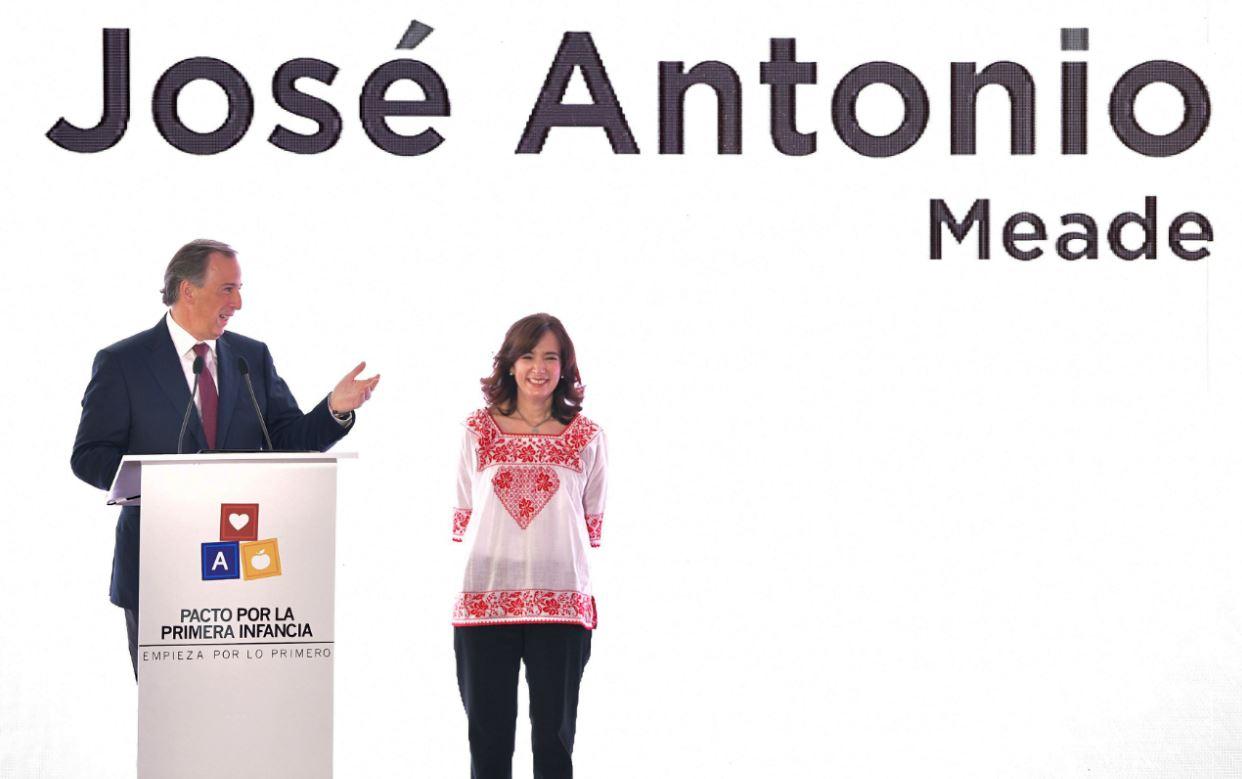 MENSAJE DE JOSÉ ANTONIO MEADE DURANTE LA FIRMA DEL PACTO POR LA PRIMERA INFANCIA