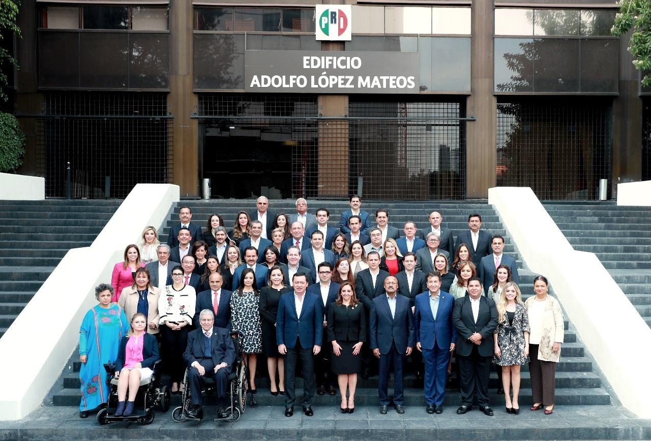 IMPULSARÁN LEGISLADORES DEL PRI UNA AGENDA DE JUSTICIA SOCIAL