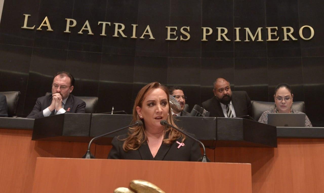 RESALTA RUIZ MASSIEU LOGROS DE LA ADMINISTRACIÓN DE ENRIQUE PEÑA NIETO EN POLÍTICA EXTERIOR