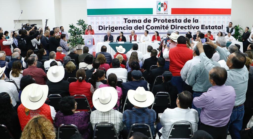 EL PRI SE TRANSFORMA Y SEGUIRÁ SIENDO EL MEJOR PARTIDO DE MÉXICO: RUIZ MASSIEU