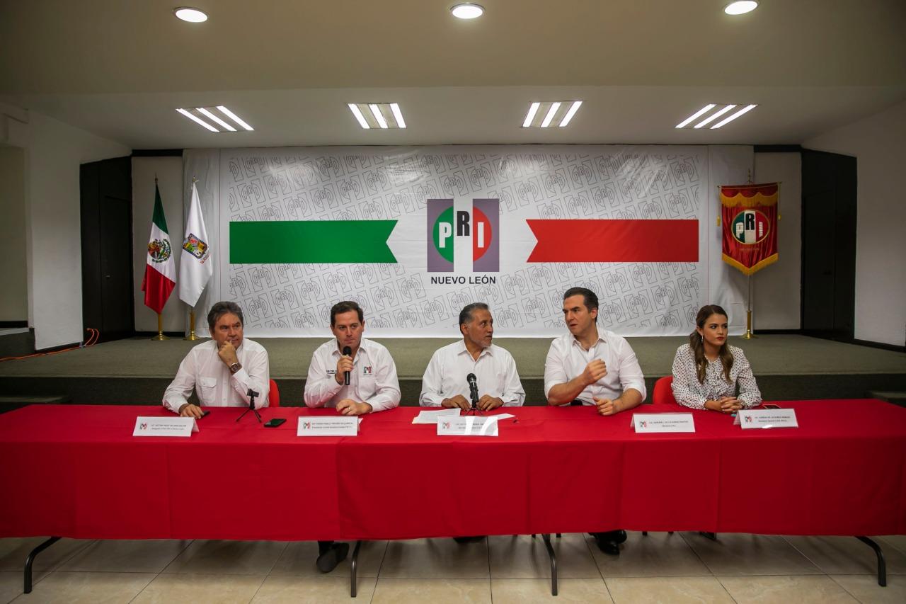 PALABRAS DEL SECRETARIO GENERAL DEL CEN DEL PRI, ARTURO ZAMORA JIMÉNEZ, EN LA CONFERENCIA DE PRENSA EN TORNO A LA RESOLUCIÓN DEL TEPJF, SOBRE LA ANULACIÓN DE LA ELECCIÓN EN MONTERREY, NUEVO LEÓN.