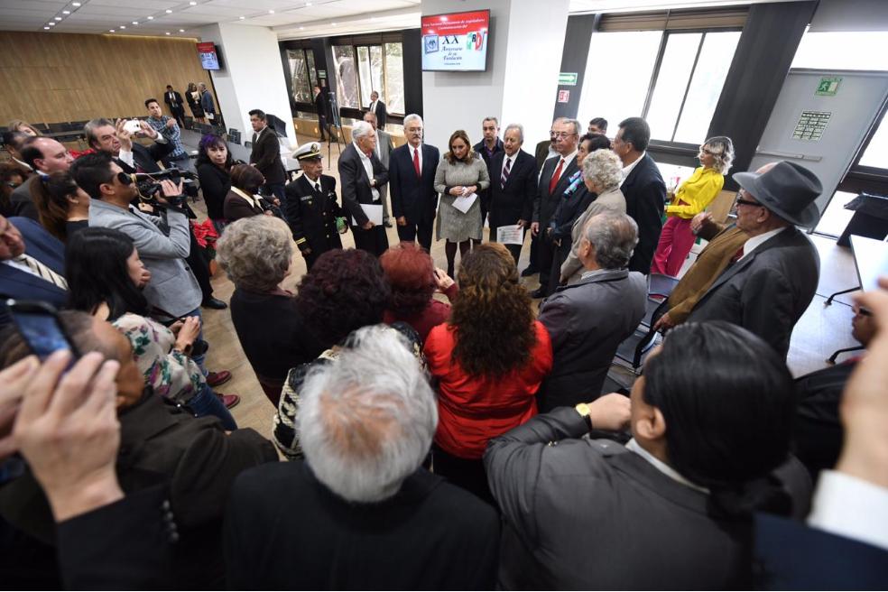 El gobierno actual, sinónimo de involución y autoritarismo: Ruiz Massieu
