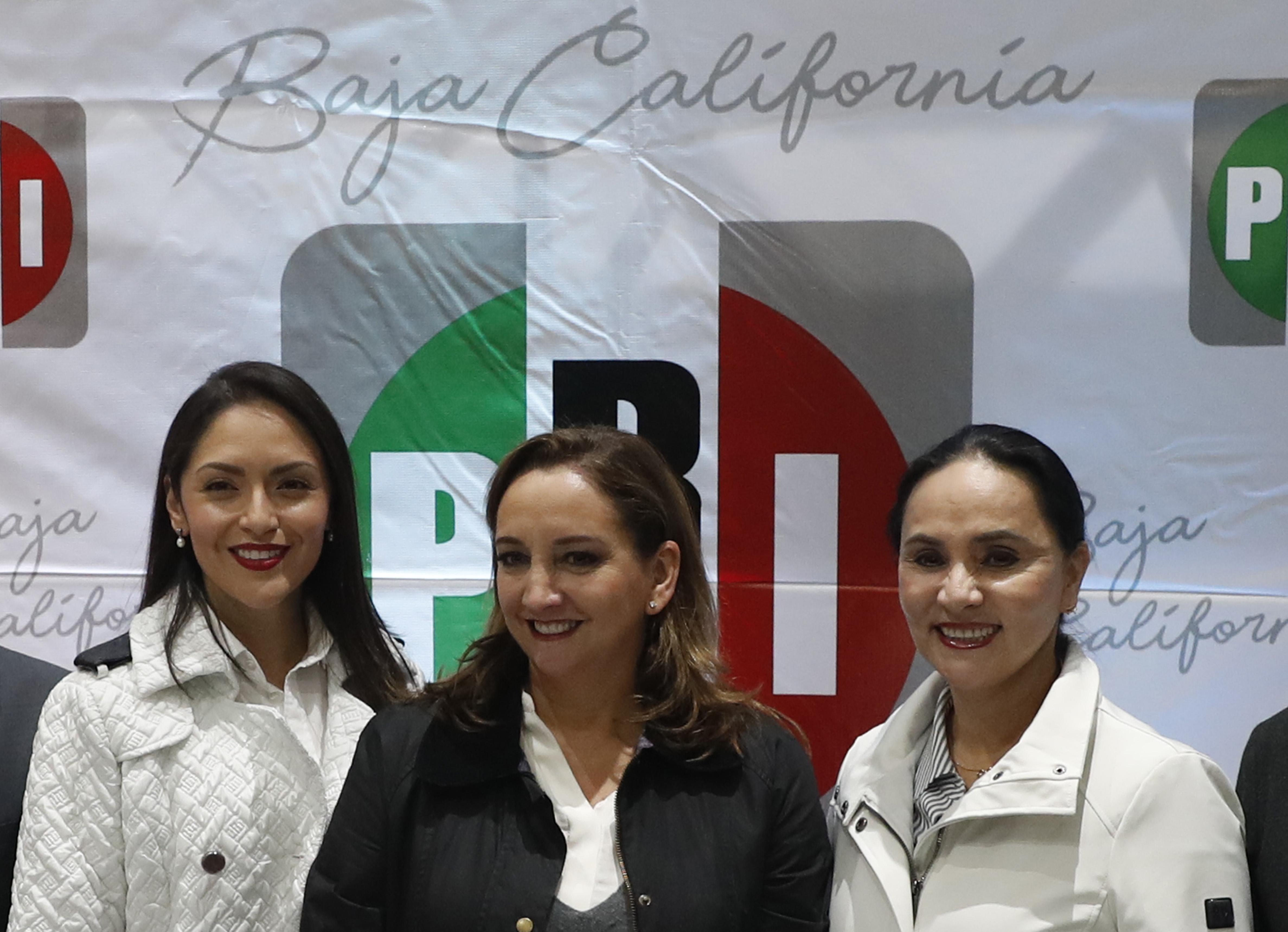 SE FORTALECE EL PRI RUMBO AL PROCESO ELECTORAL EN BAJA CALIFORNIA: RUIZ MASSIEU.