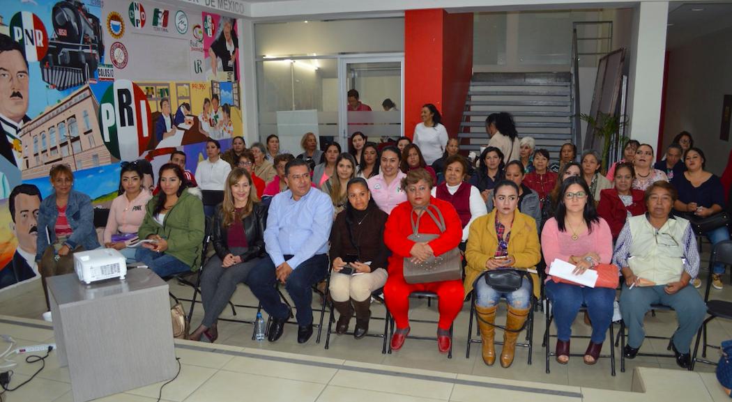 LOS VERDADEROS PRIISTAS NO TENEMOS UN PIE AQUÍ Y OTRO EN DIFERENTES PARTIDOS POLÍTICOS: ENRIQUE JUÁREZ.