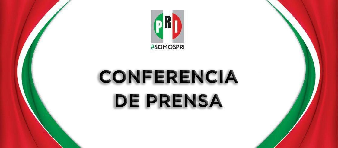 CONFERENCIA DE PRENSA PREVIA A LA SESIÓN DEL CONSEJO POLÍTICO ESTATAL DE COLIMA.