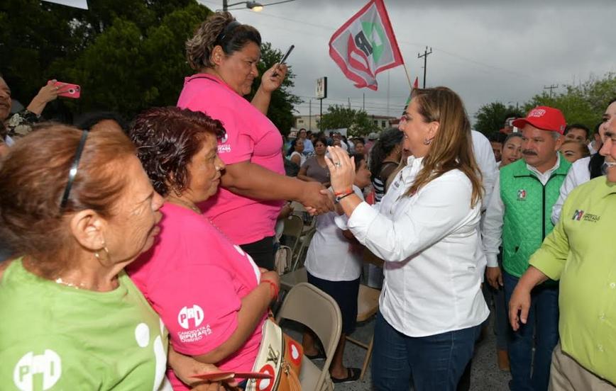 MENSAJE DE LA DRA. CLAUDIA RUIZ MASSIEU, PRESIDENTA DEL CEN DEL PRI, EN EL ENCUENTRO CON LA ESTRUCTURA TERRITORIAL DE TAMAULIPAS