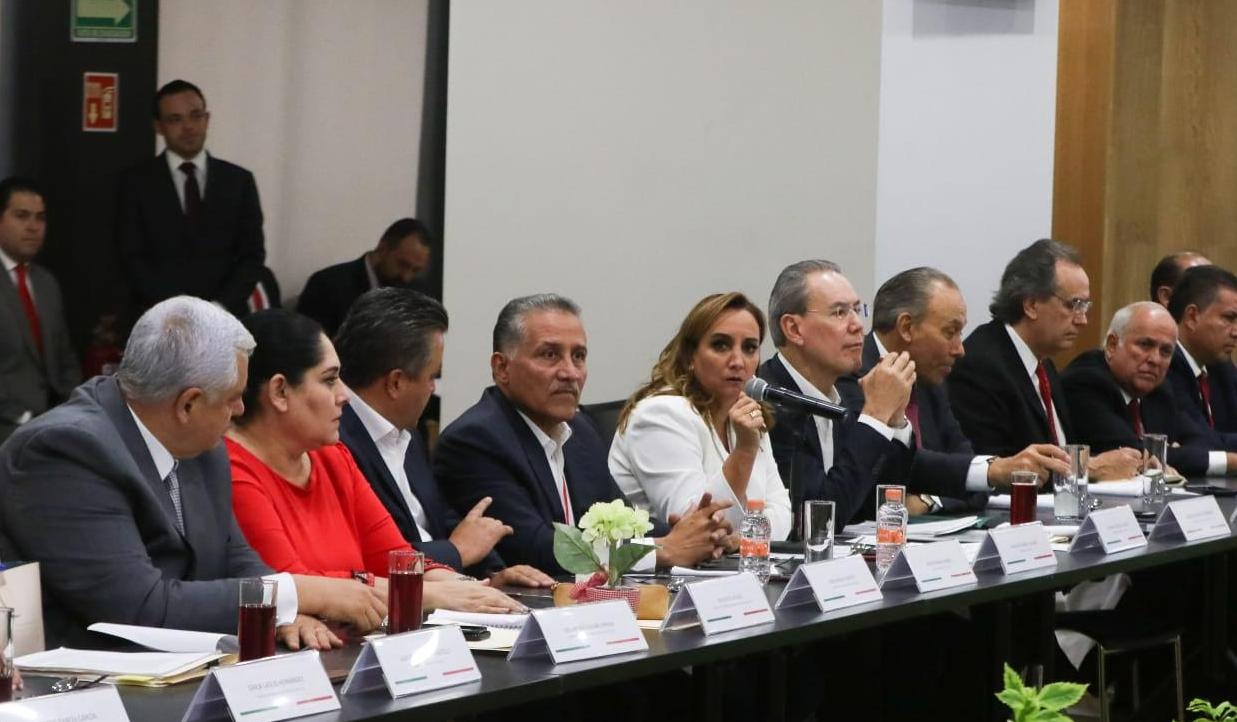 El CEN no propondrá cambio de método para la elección de su nueva dirigencia nacional: Ruiz Massieu.