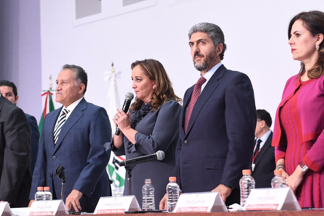 El PRI asume un compromiso con la apertura y la democracia en su interior: Ruiz Massieu.