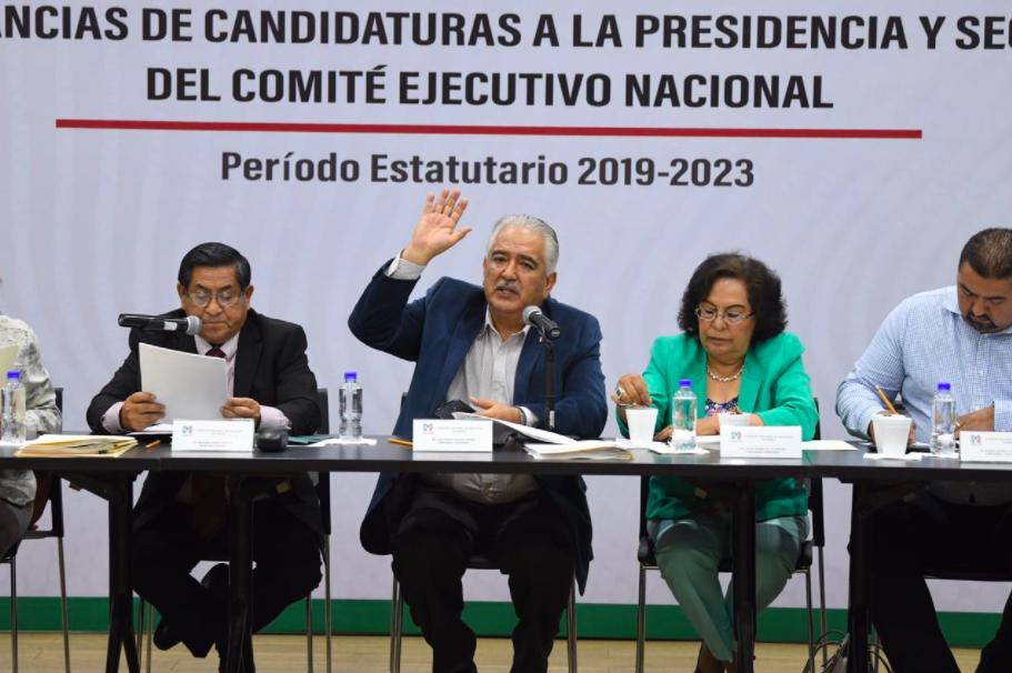 REALIZARÁ EL PRI EMISIÓN DE DICTÁMENES Y ENTREGA DE CONSTANCIAS A CANDIDATOS DE ELECCIÓN INTERNA.