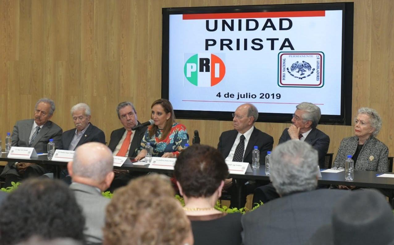 CONSOLIDAR LA TRANSFORMACIÓN DEL PRI, RETO DE LA PRÓXIMA DIRIGENCIA: RUIZ MASSIEU.