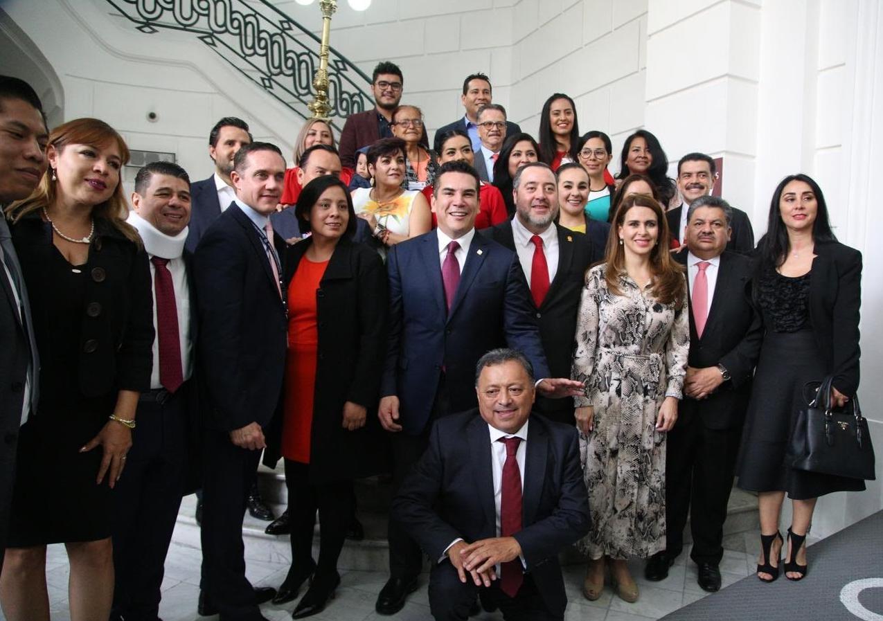 ALISTA EL PRI ESTRATEGIA PARA RECUPERAR LA CONFIANZA DE LOS CIUDADANOS EN LA CIUDAD DE MÉXICO: ALEJANDRO MORENO