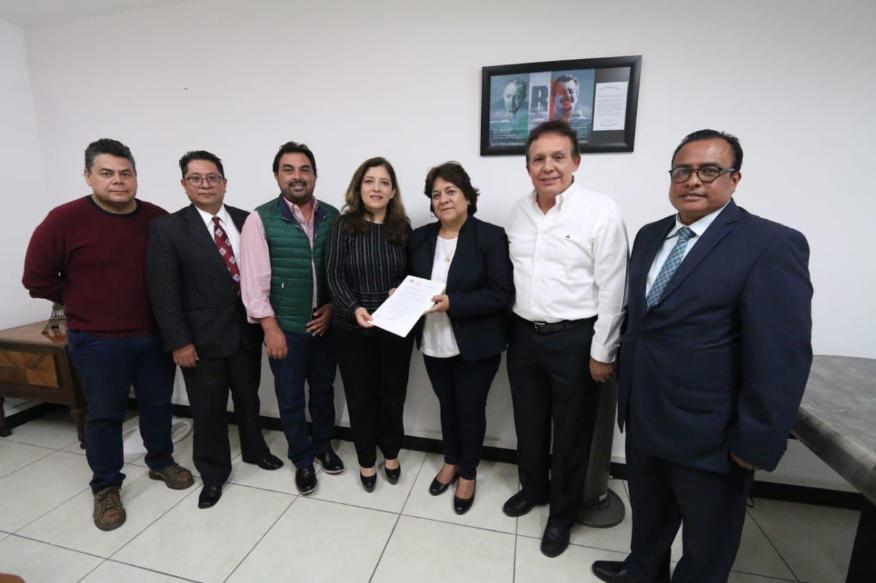 EN UN ACTO DE TRANSPARENCIA Y RENDICIÓN DE CUENTAS, INICIA AUDITORÍA AL COMITÉ DIRECTIVO ESTATAL DE QUERÉTARO