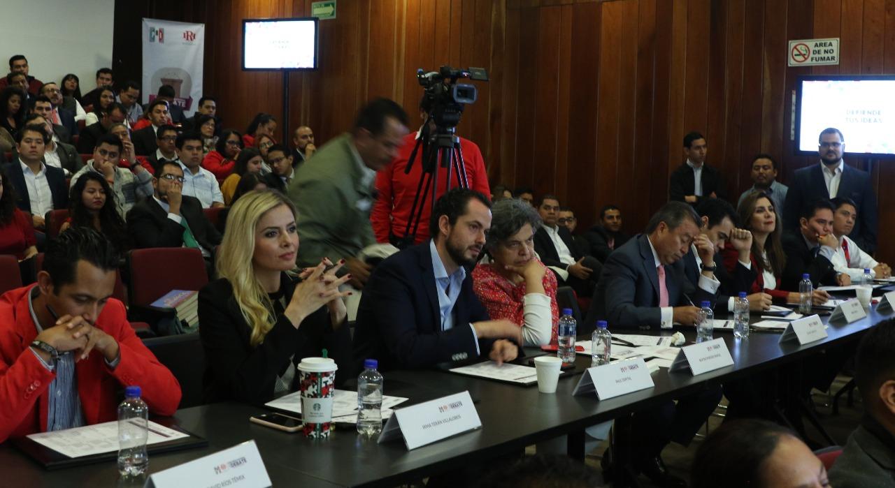 PARA EL POLÍTICO, ES IMPORTANTE QUE EL DECIR TENGA QUE VER CON EL ACTUAR: BEATRIZ PAREDES RANGEL