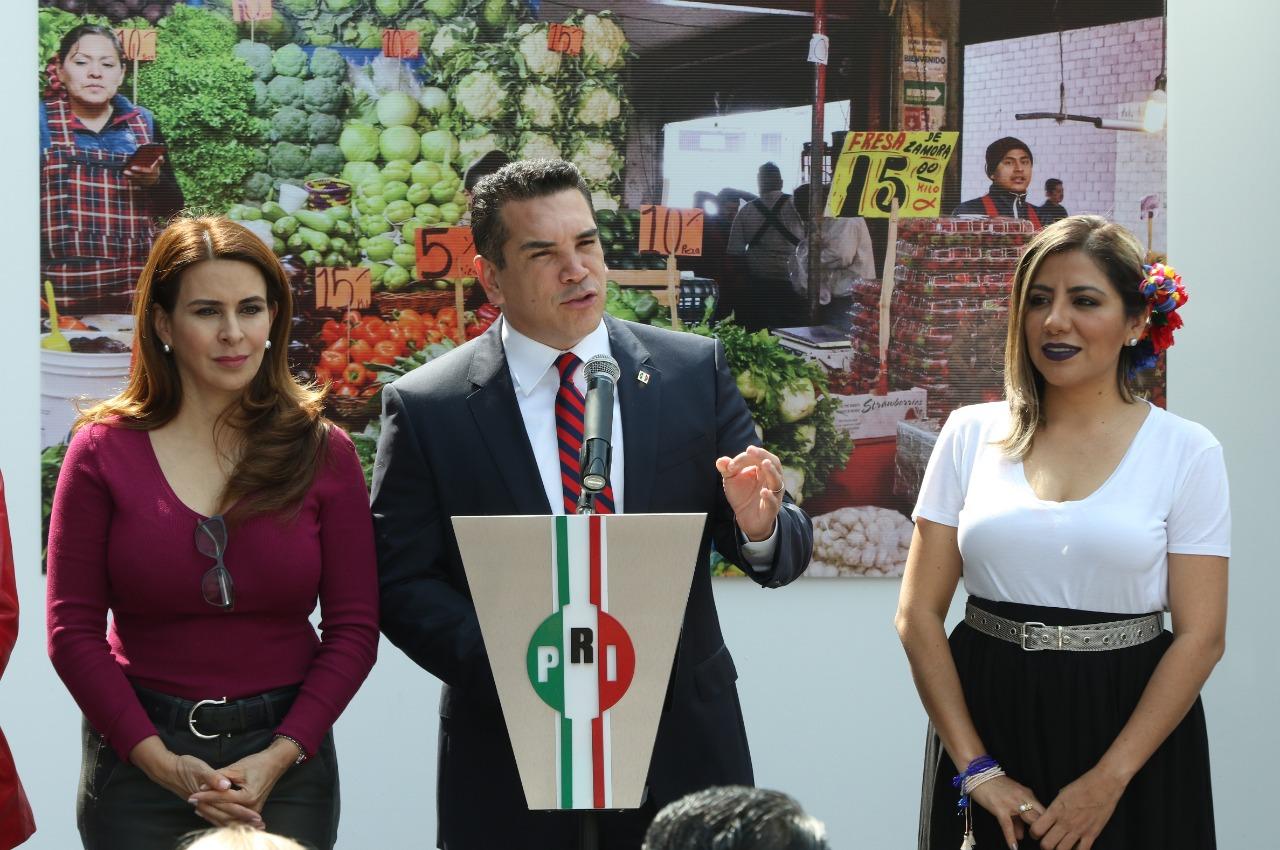 El presupuesto de 2020 que impulsa morena es ocurrente, y no responderá a las expectativas de México: Alejandro Moreno.