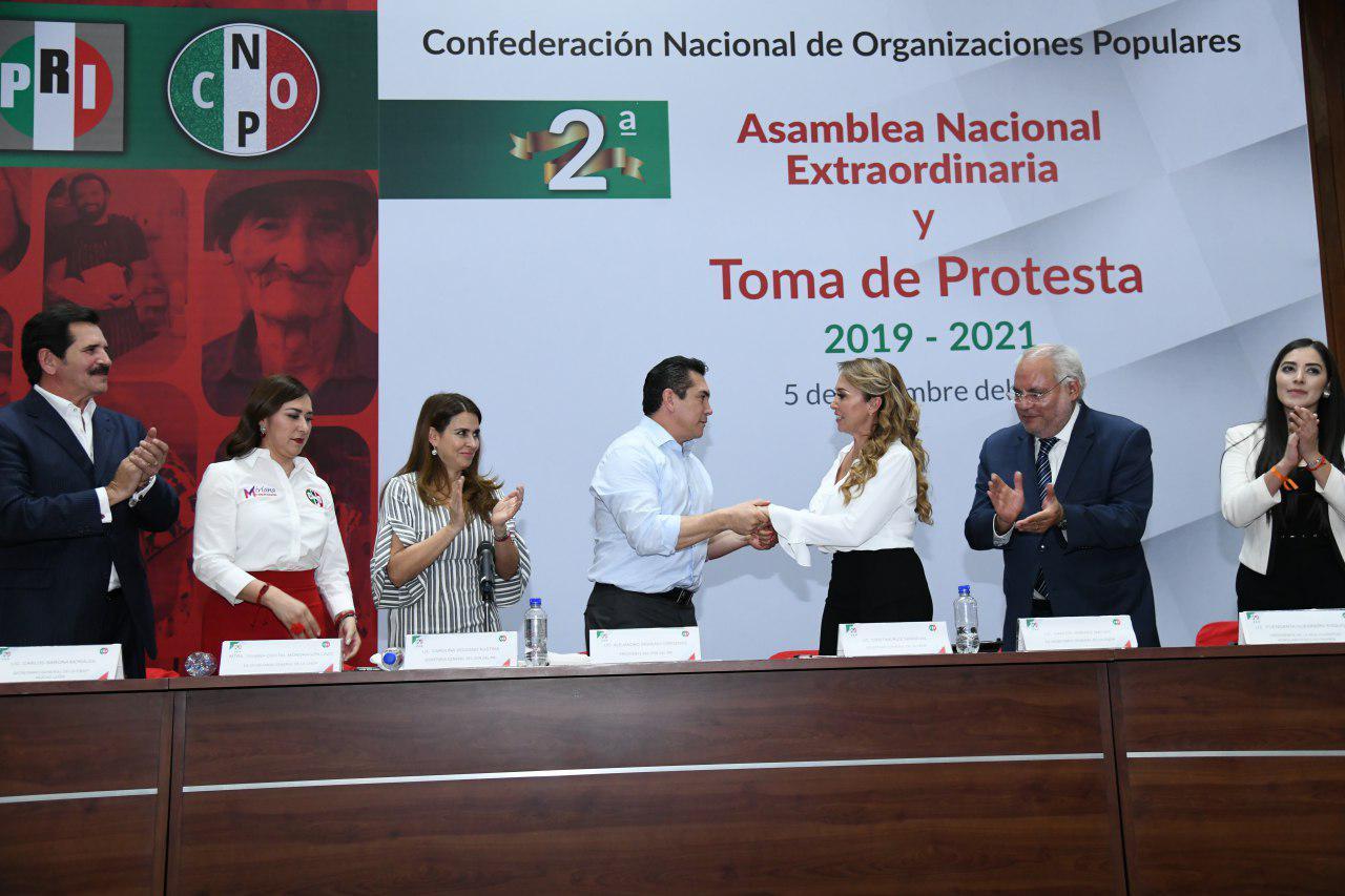 EL GOBIERNO FEDERAL NO TIENE SENSIBILIDAD POLÍTICA; NO DA RESULTADOS, NI CUMPLE A LOS CIUDADANOS: ALEJANDRO MORENO.