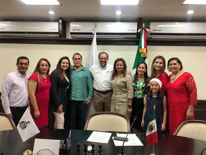 Las protagonistas del PRI nacional, las que otorgan grandes victorias políticas, son las mujeres: Montserrat Arcos
