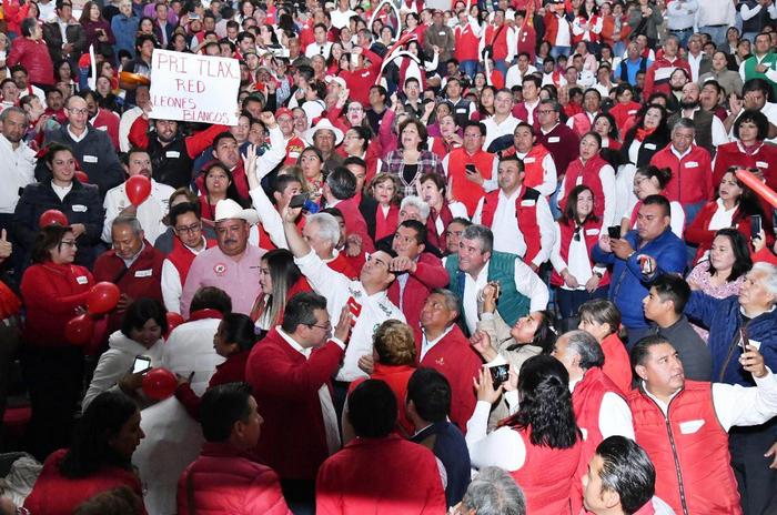 PARA EL PRI LO MÁS IMPORTANTE SON LA PAZ, LA ARMONÍA Y LA TRANQUILIDAD DE LAS FAMILIAS MEXICANAS: ALEJANDRO MORENO