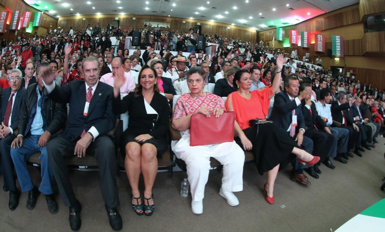 ESTABILIDAD POLÍTICA Y PAZ SOCIAL EN MÉXICO, LAS CONTRIBUCIONES DEL PRI A 91 AÑOS DE SU FUNDACIÓN: ALEJANDRO MORENO