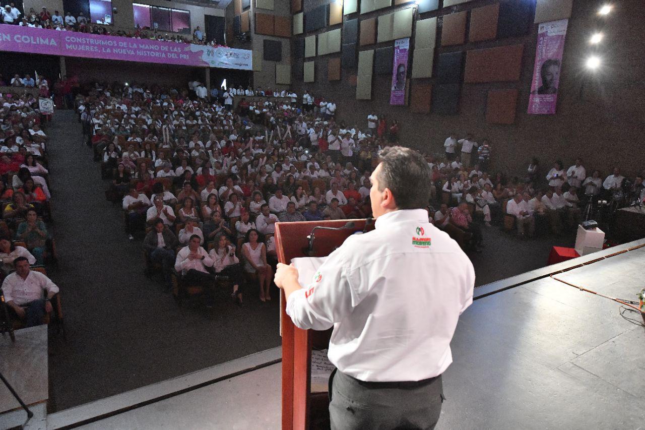 EL ESTADO MEXICANO HA FALLADO A LAS MUJERES Y DEFRAUDADO A LA SOCIEDAD: ALEJANDRO MORENO