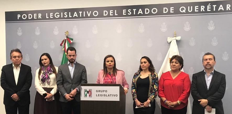 NO HAY MEJOR GRUPO DE MUJERES EN NINGÚN OTRO PARTIDO, COMO LO TENEMOS EN EL PRI: MONTSERRAT ARCOS VELÁZQUEZ