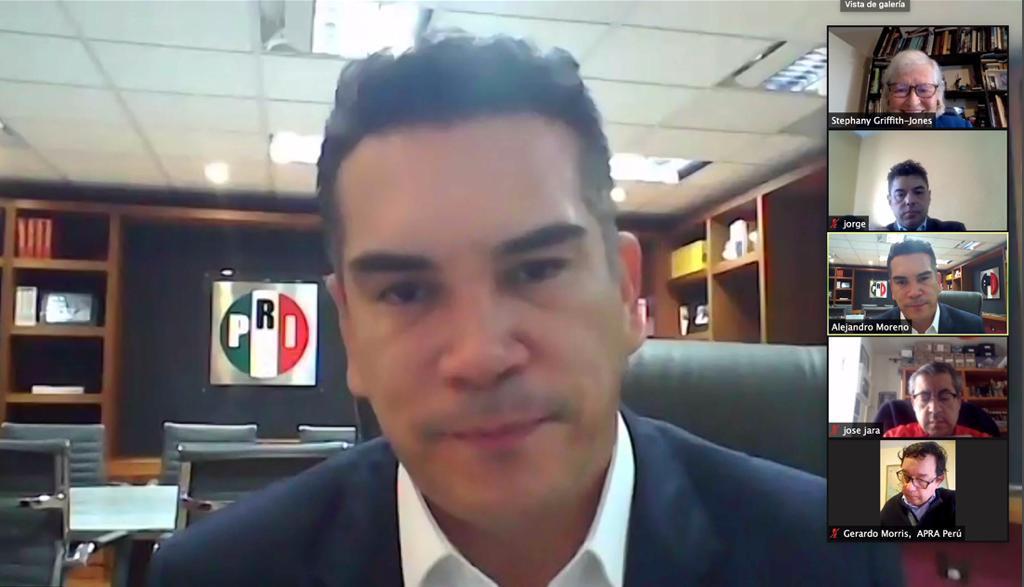 ALEJANDRO MORENO PROPONE ACUERDO REGIONAL PROGRESISTA PARA SUPERAR CRISIS POR COVID-19