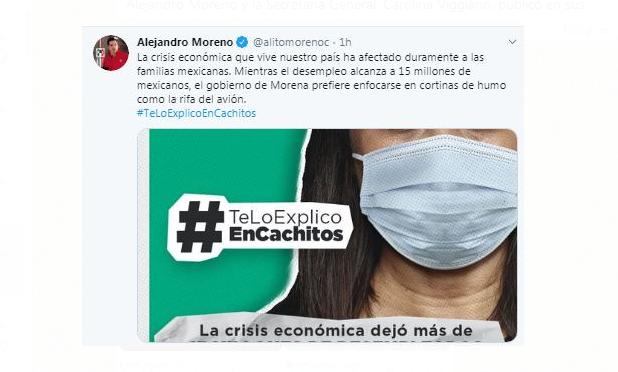 CON RIFA DEL AVIÓN, GOBIERNO BUSCA DISTRAER DE SUS MALAS DECISIONES: PRI