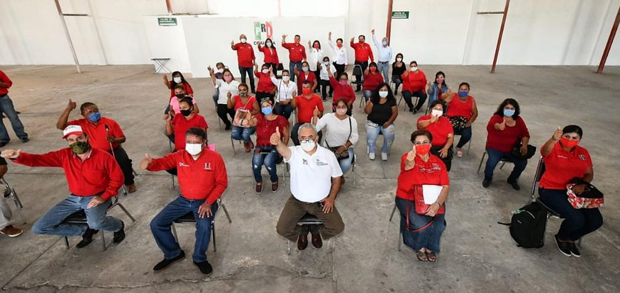 ANTE RECORTES A PRESUPUESTO DE COAHUILA, VOTAR POR EL PRI GARANTIZA OPORTUNIDADES PARA TODOS: ALEJANDRO MORENO