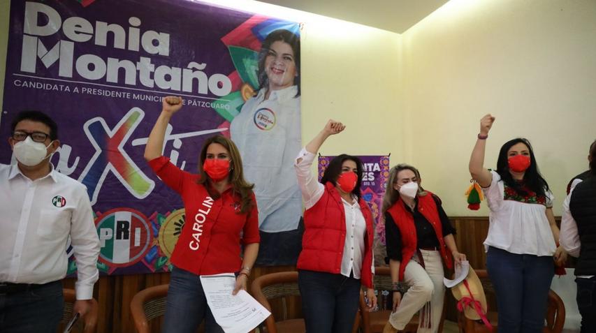 PIDE CAROLINA VIGGIANO QUE EL GOBIERNO FEDERAL OTORGUE GARANTÍAS DE EQUIDAD Y SEGURIDAD, A CANDIDATAS Y CANDIDATOS