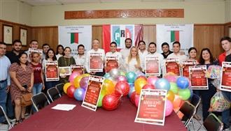 Invitan la Red de Jóvenes por México y PRI a donar  juguetes no bélicos para niños y niñas colimenses