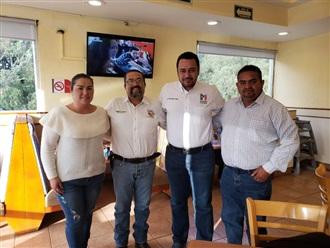 Estrechará lazos Ala Campesina con el PRI