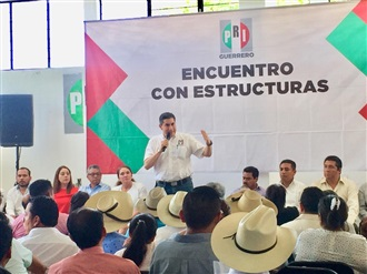 """""""Muy productivo"""" califica Albarrán Mendoza el encuentro con la Militancia de siete municipios de la región Norte"""