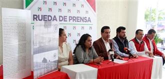 Van muy bien las campañas del PRI en los 39 municipios