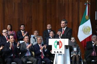 XXXVII Sesión Extraordinaria del Consejo Político Nacional del PRI