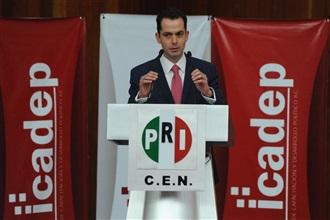 Nombran a nuevo dirigente de escuela de cuadros priistas rumbo a elecciones