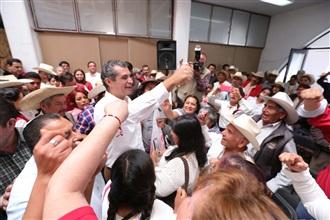 Califica Ochoa a MORENA como Movimiento de Recaudación Ilegal Nacional