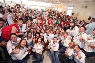 Presentará PRI denuncia contra Guillermo Anaya por violencia política hacia las mujeres: Ochoa