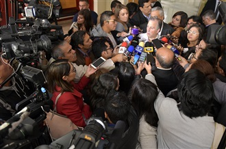 Entrevista otorgada por el precandidato José Antonio Meade Kuribreña