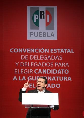 Mensaje de José Antonio Meade Kuribreña durante la toma de protesta de Enrique Doger como candidato a gobernador de Pueb