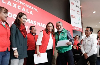 El PRI se abre, regresa a la ciudadanía y confirma su vocación de servicio: Ruiz Massieu.