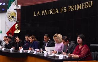 Decisión histórica crear la Guardia Nacional, destaca Ruiz Massieu.