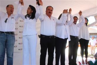 PRI registra ante el IEE a los 11 candidatos y candidatas a las presidencias municipales de Aguascalientes.