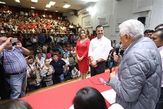 Elección interna del PRI, ejercicio histórico en la vida de Veracruz: Carlos Aceves