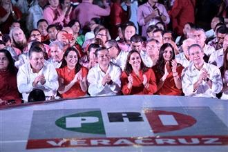 El PRI se fortalece con democracia, unidad y respeto a la voluntad de la militiancia: Ruiz Massieu.