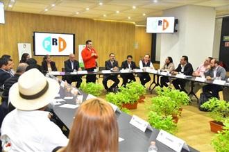 EL PRI DEBE SER EL CAUCE DE LAS CAUSAS DE LA SOCIEDAD: ALEJANDRO MORENO